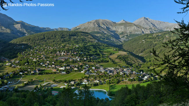 Randos photos passions albums photos - Office du tourisme allos alpes de haute provence ...